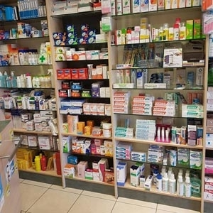 Pharmacie traditionnelle